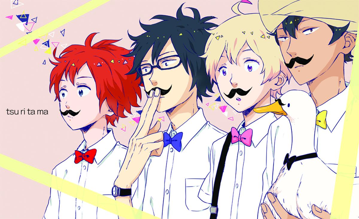 Tsuritama Image #1231192 - Zerochan Anime Image Board