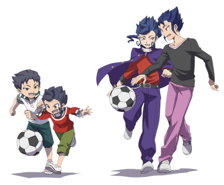 Inazuma eleven go chrono stone fanart page 2 zerochan - Inazuma eleven go victor ...