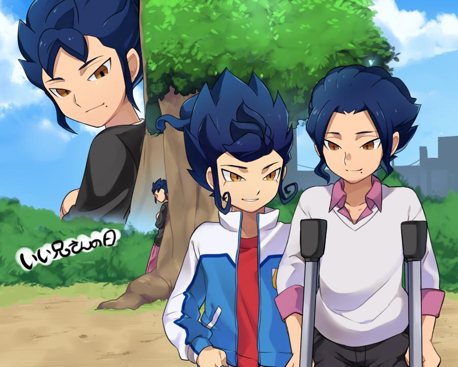 Tsurugi brothers inazuma eleven go image 1637920 - Inazuma eleven go victor ...