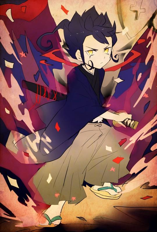 Tags: Anime, Inazuma Eleven, Inazuma Eleven GO, Tsurugi Kyousuke, Pixiv, Fanart, Kyousuke Tsurugi