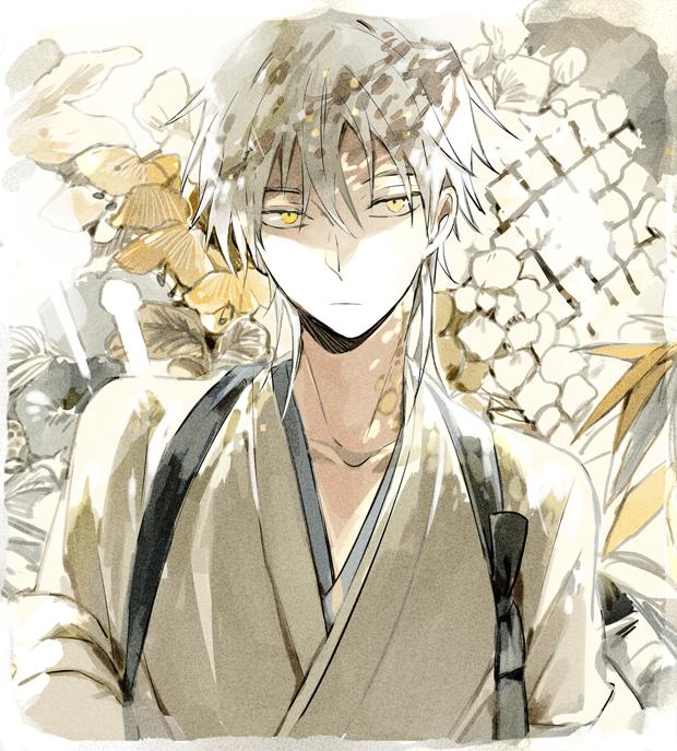 Tsurumaru Kuninaga Fanart Zerochan Anime Image Board