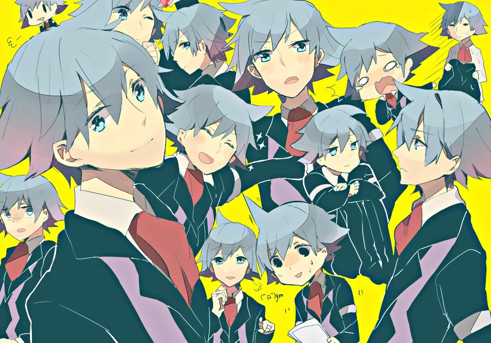 Tsuwabuki Daigo Steven Stone Pok 233 Mon Image 1121297 Zerochan Anime Image Board