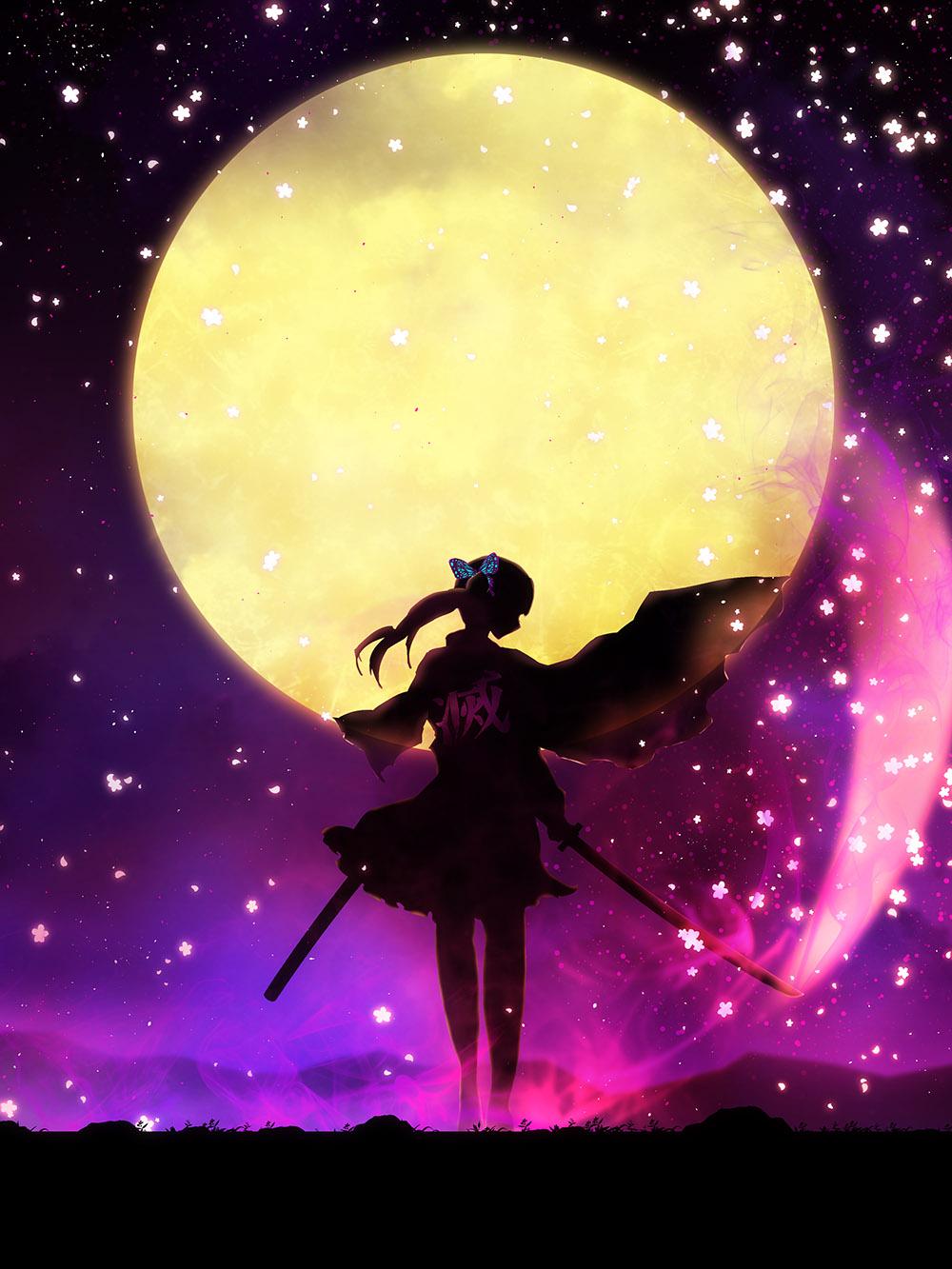 Anime Wallpaper Hd Kanao Tsuyuri Kimetsu No Yaiba Wallpaper
