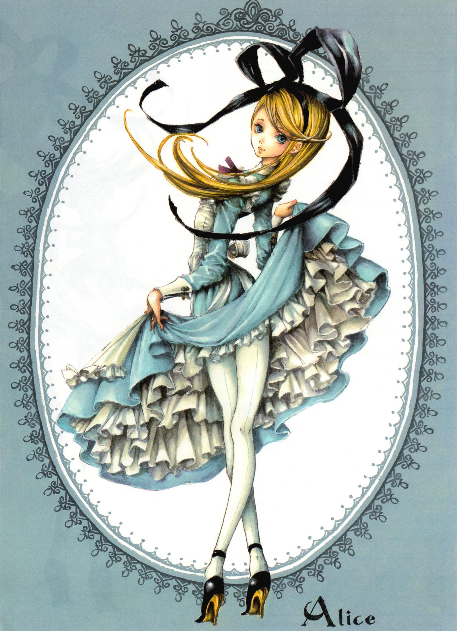 Alice In Wonderland Upskirt 62