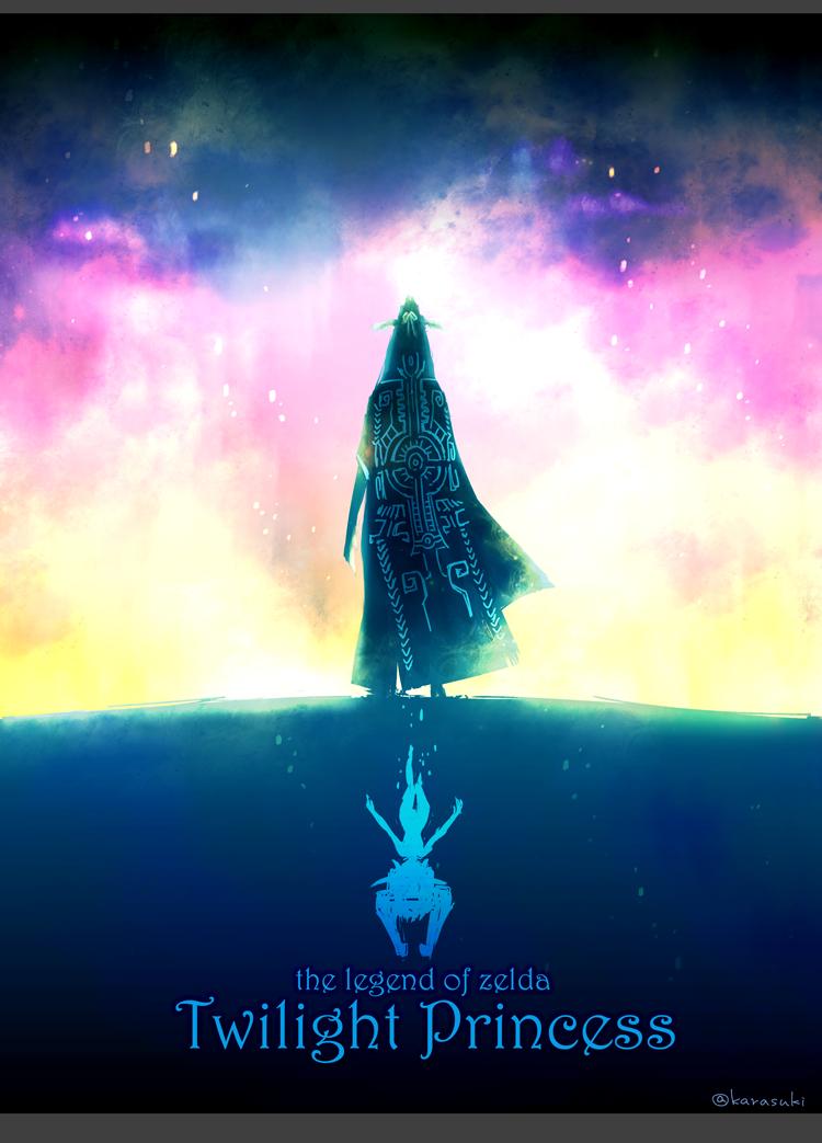 Twilight Princess (Game) - Zelda no Densetsu - Mobile Wallpaper ...