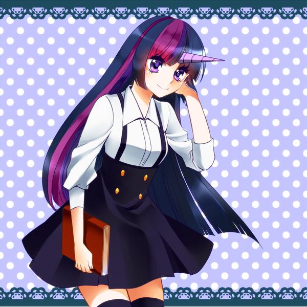 Tags: Anime, Pixiv Id 3619000, My Little Pony, Twilight Sparkle, Fanart From Pixiv, Pixiv, Fanart