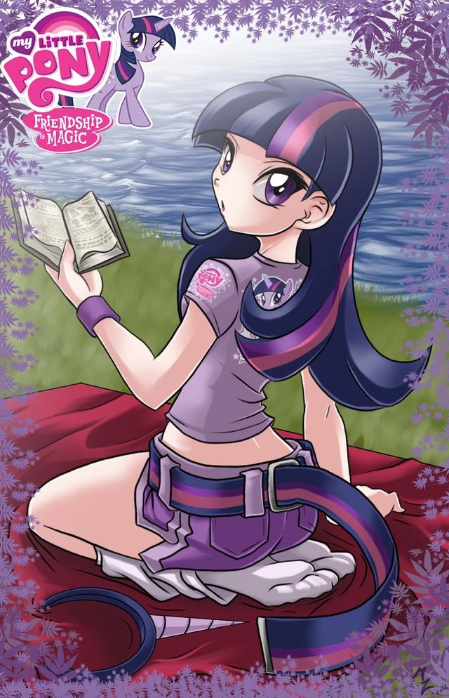 Tags: Anime, Mauroz, My Little Pony, Twilight Sparkle, Mobile Wallpaper, deviantART, Fanart, Fanart From DeviantART