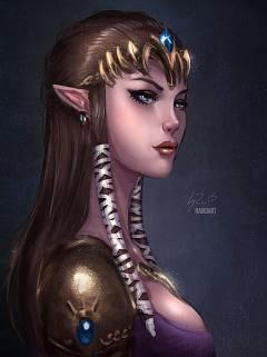 Twilight Zelda