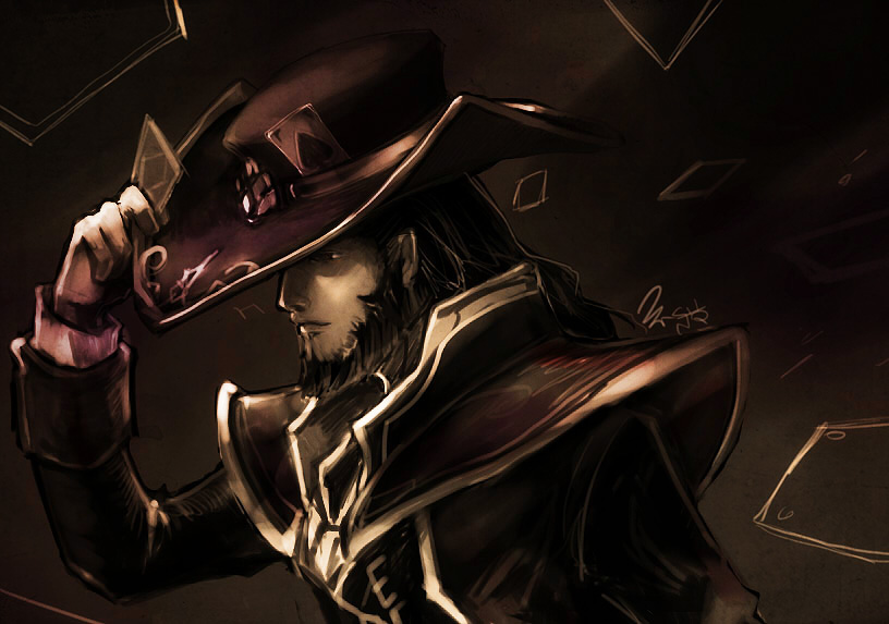 twisted fate how to play