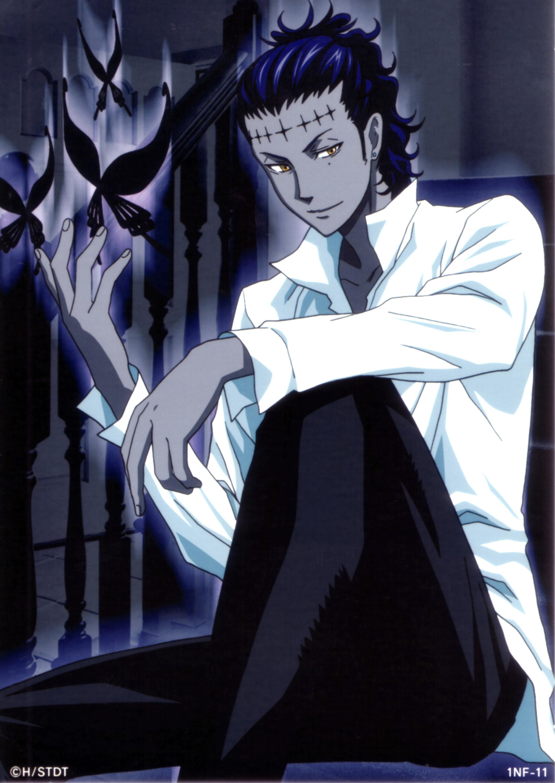 D Gray Man Anime Characters : Tyki mikk zerochan
