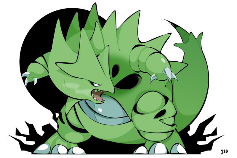 Tyranitar Best Moveset And Nature