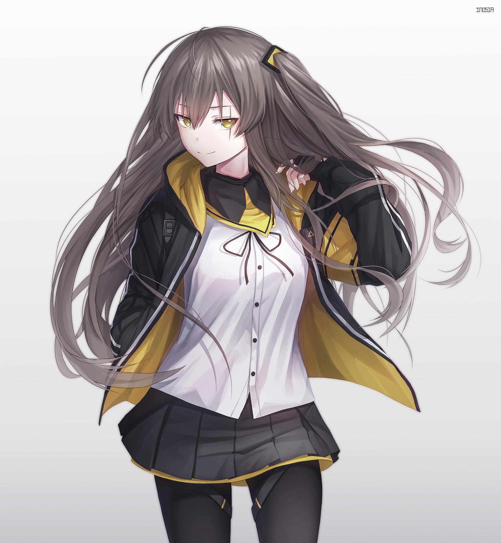Ump45 Girls Frontline Image 2404187 Zerochan Anime Image Board