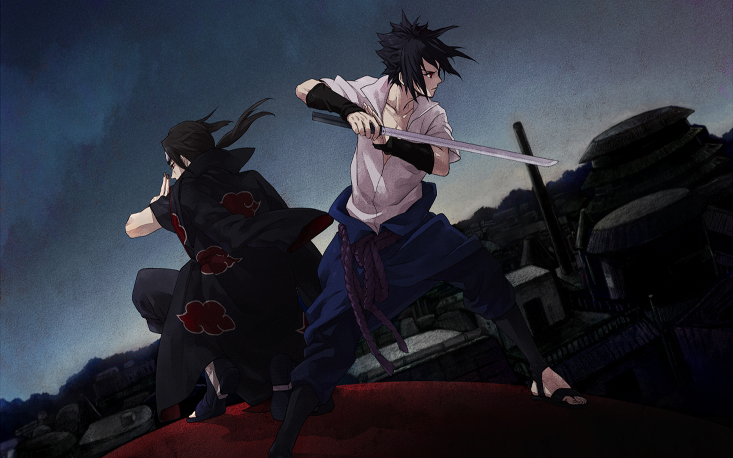Uchiha Brothers Download Image