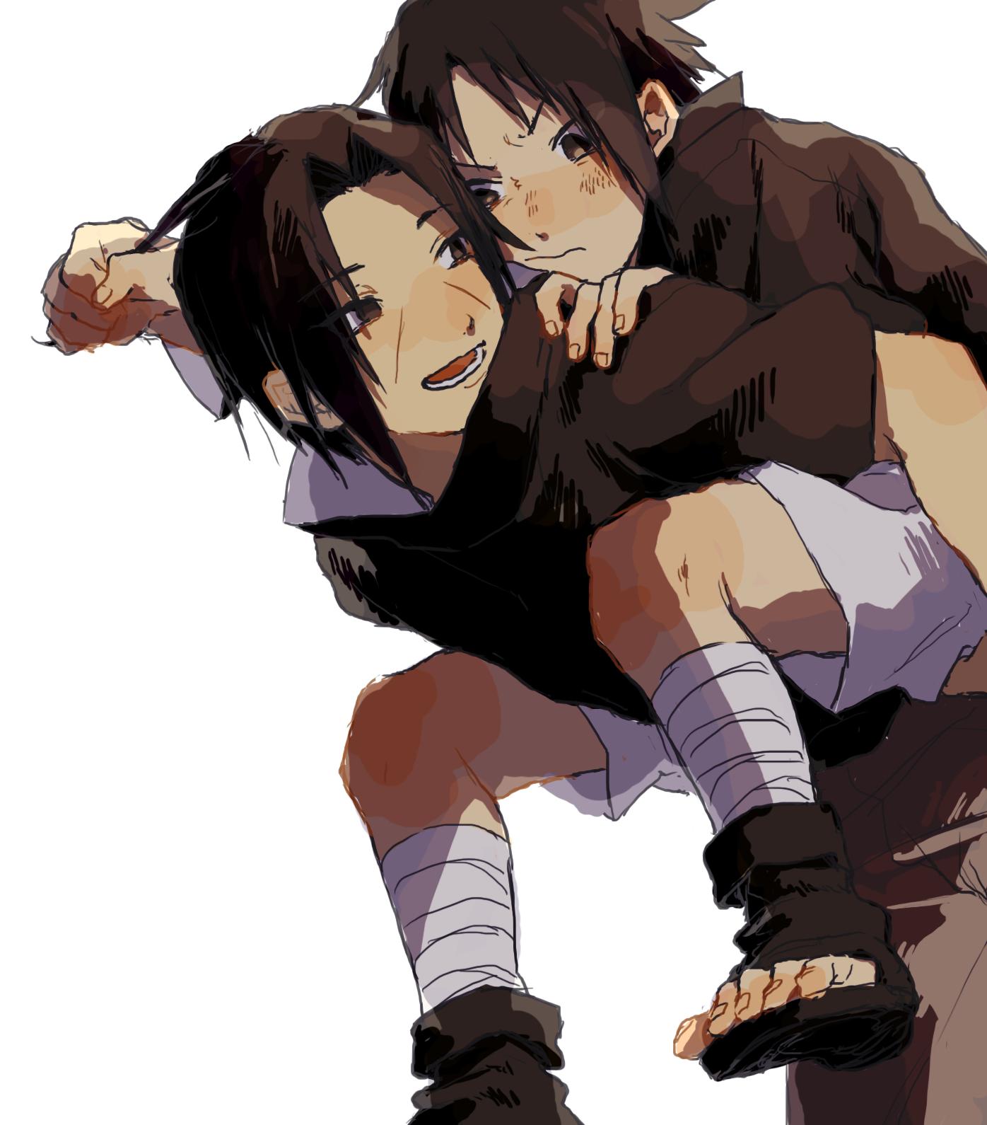 Uchiha Brothers - NARUTO - Image #1812057 - Zerochan Anime Image Board