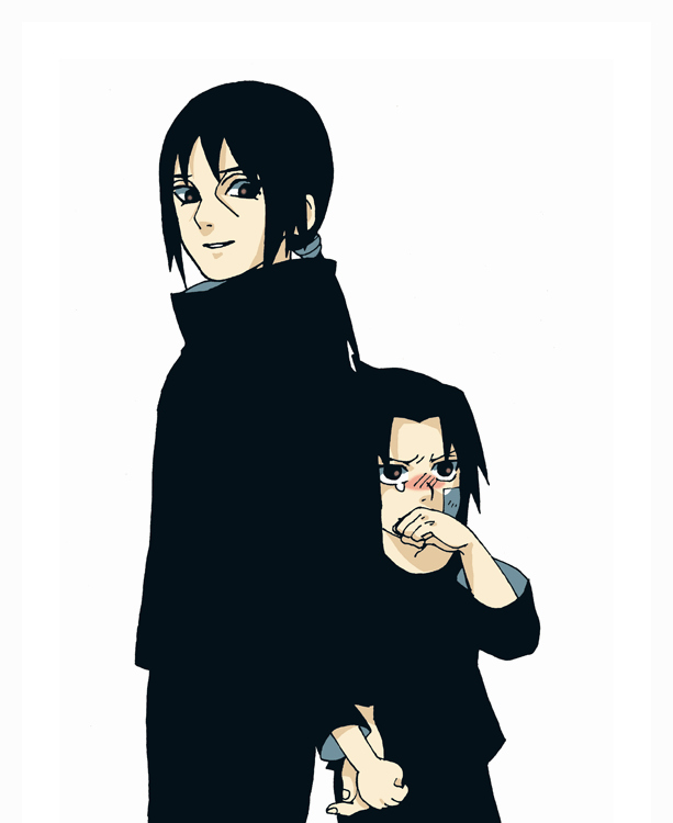 Tags: Anime, NARUTO, Uchiha Itachi, Uchiha Sasuke, Akatsuki (NARUTO), Uchiha Brothers