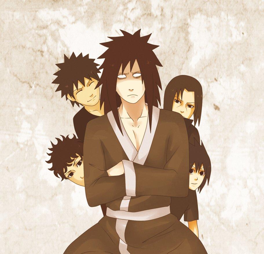 uchiha family itachi - photo #40