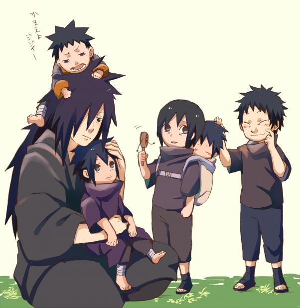 uchiha family itachi - photo #7