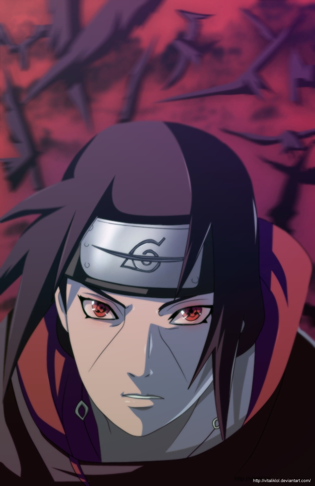Uchiha Itachi Naruto Mobile Wallpaper 1238065 Zerochan Anime Image Board