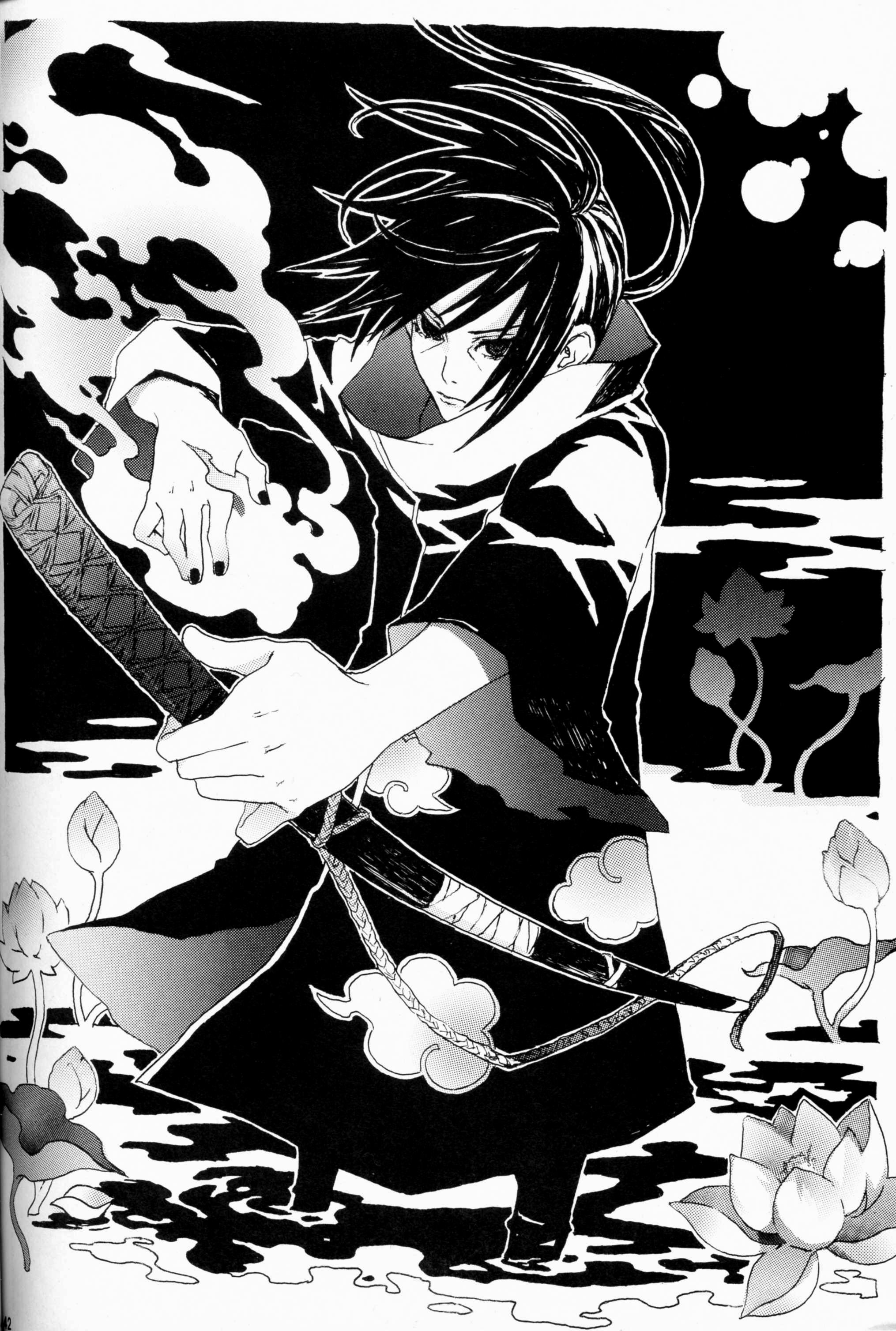 Uchiha Itachi Naruto Mobile Wallpaper 1370596 Zerochan