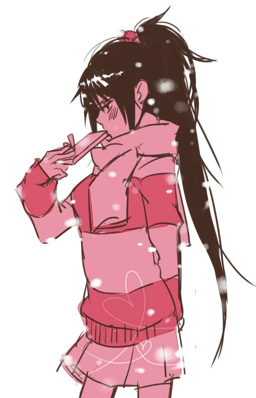 Tags: Anime, NONOYA, NARUTO, Uchiha Sasuke (Female), Pixiv, Mobile Wallpaper, Fanart