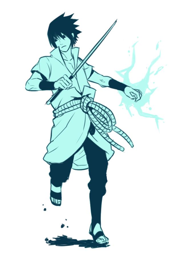 Tags: Anime, Reng, NARUTO, Uchiha Sasuke, Fanart, Pixiv, Mobile Wallpaper, Fanart From Pixiv