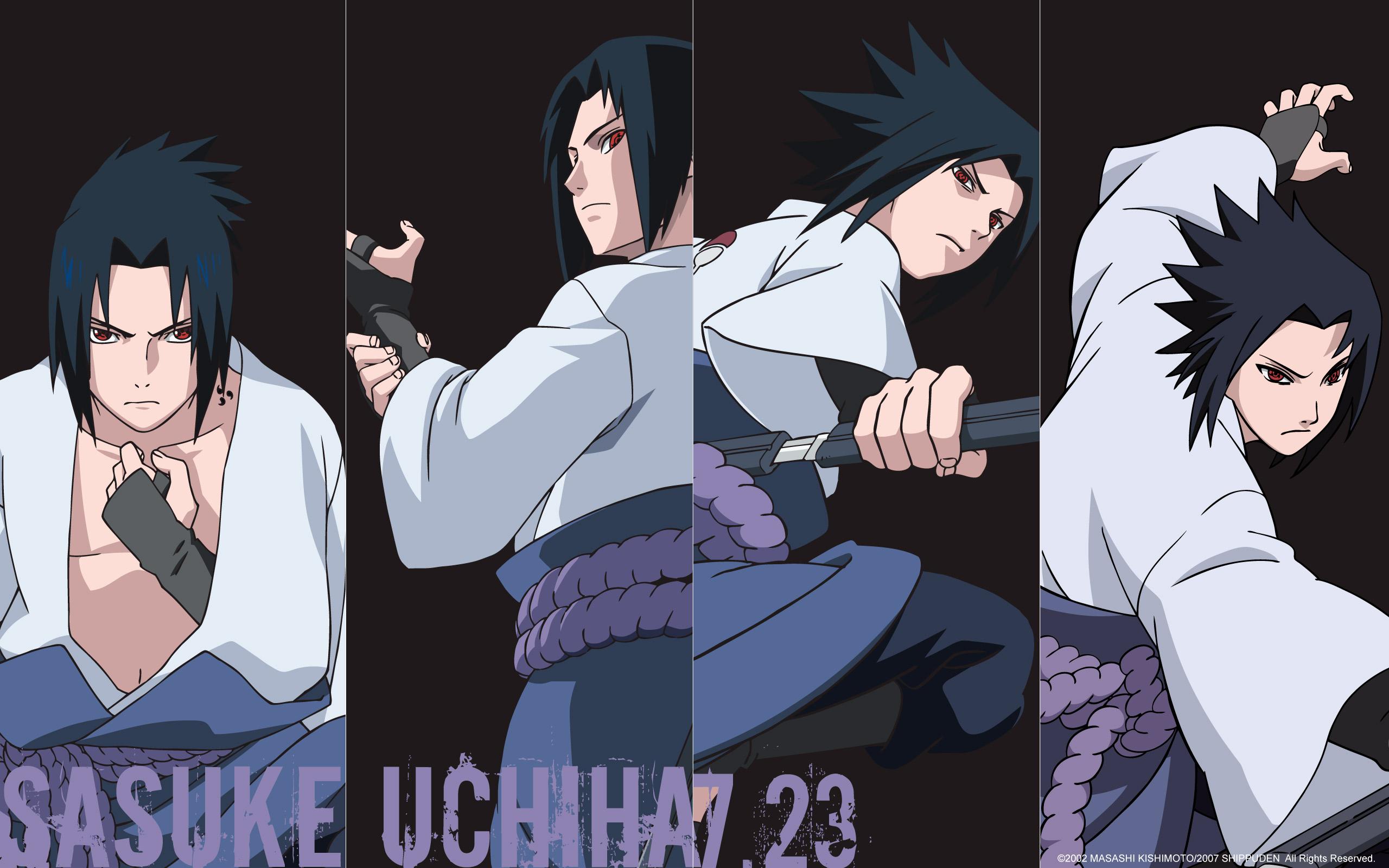Unduh 46+ Background Anime Sasuke Gratis Terbaru