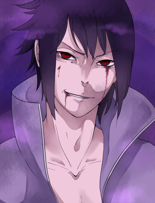 Pin demon sasuke uchiha on pinterest - Sasuke uchiwa demon ...