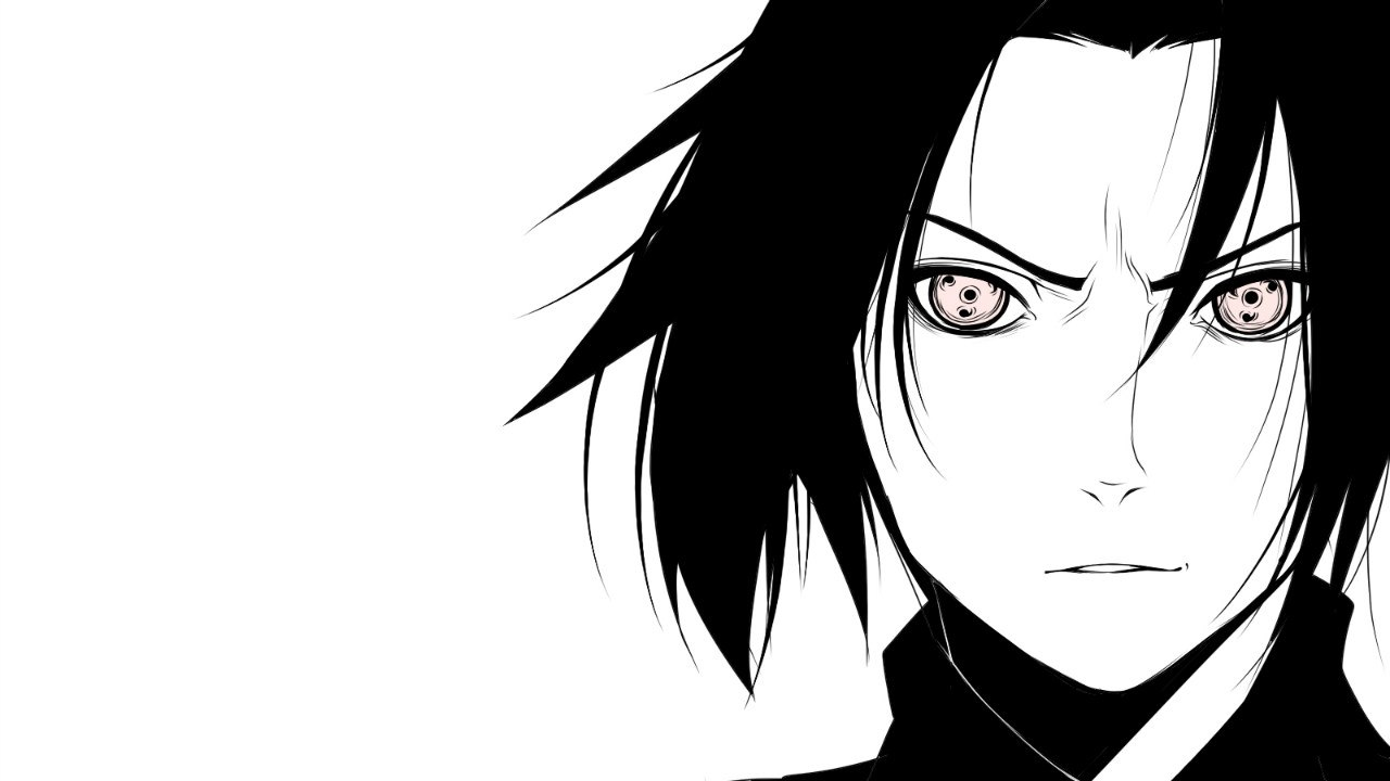 Why do some Sharingan eyes have unique Mangekyou abilities