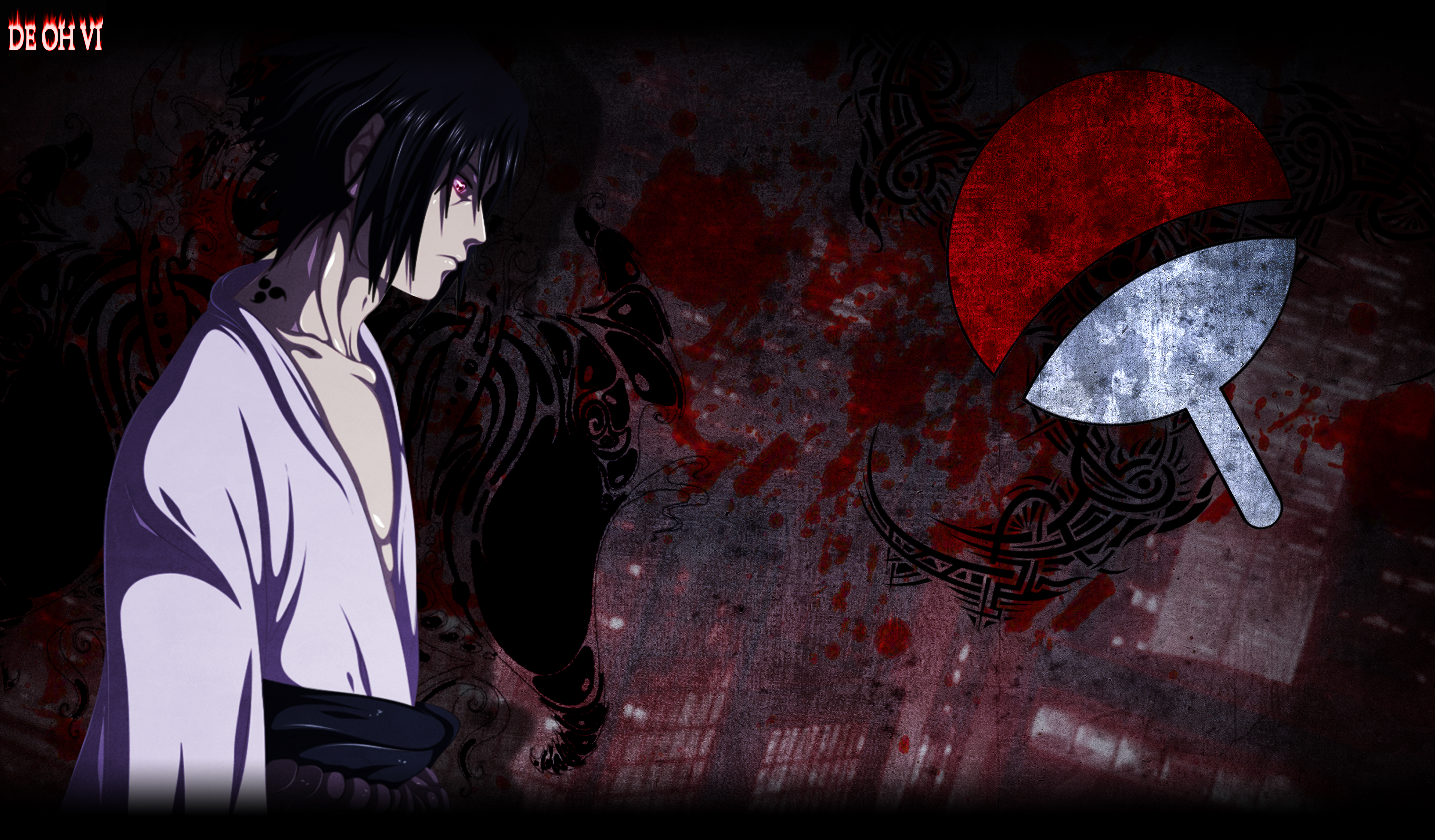 Uchiha sasuke hd wallpaper zerochan anime image board uchiha sasuke download uchiha sasuke image voltagebd Image collections