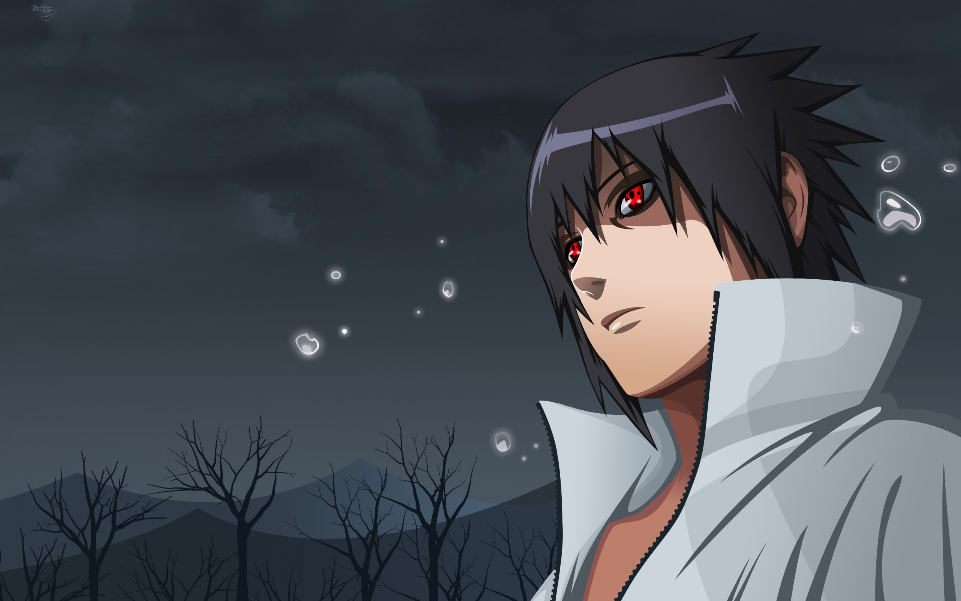 Fantastic Wallpaper Naruto Night - Uchiha  Image_46342.jpg