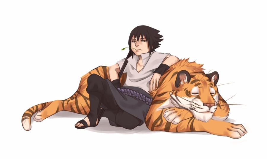 Uchiha Sasuke/#1730246 - Zerochan  Sasuke As A Cat