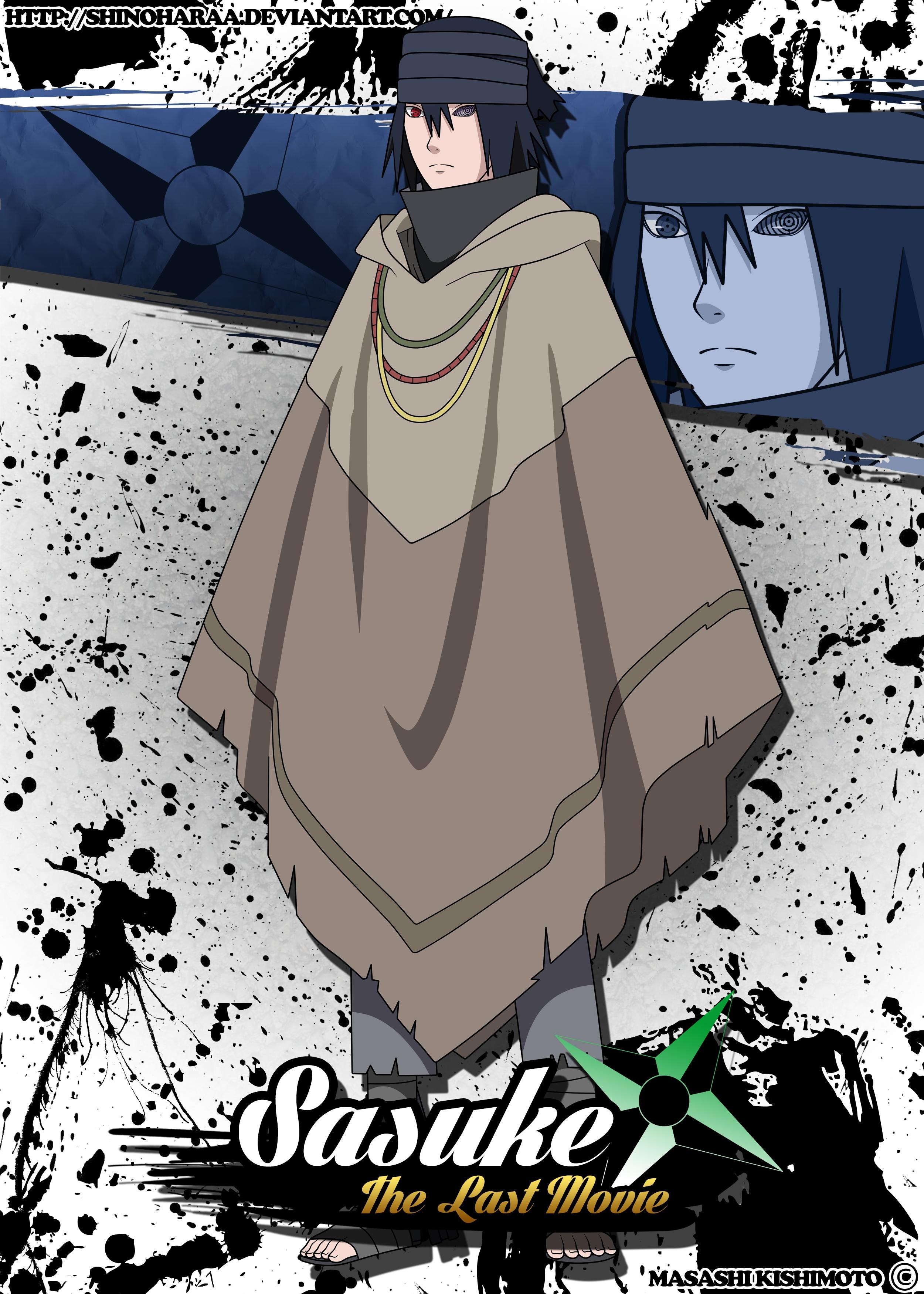 Uchiha Sasuke Naruto Mobile Wallpaper 1811426