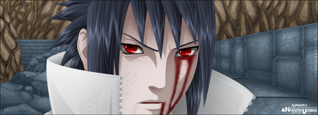 Sasuke Crying Blood Uchiha Sasuke/#197814 ...