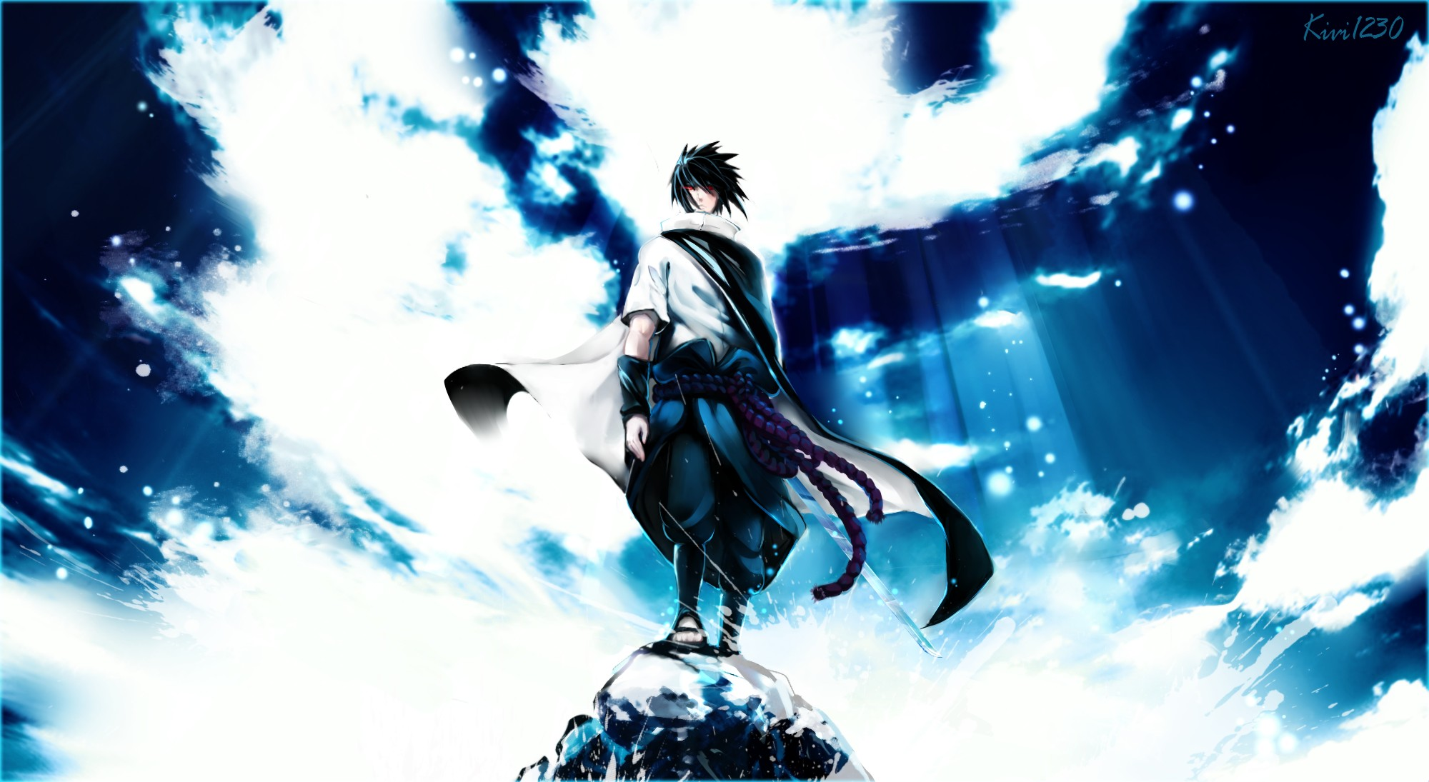 688 Sasuke Uchiha HD Wallpapers  Background Images