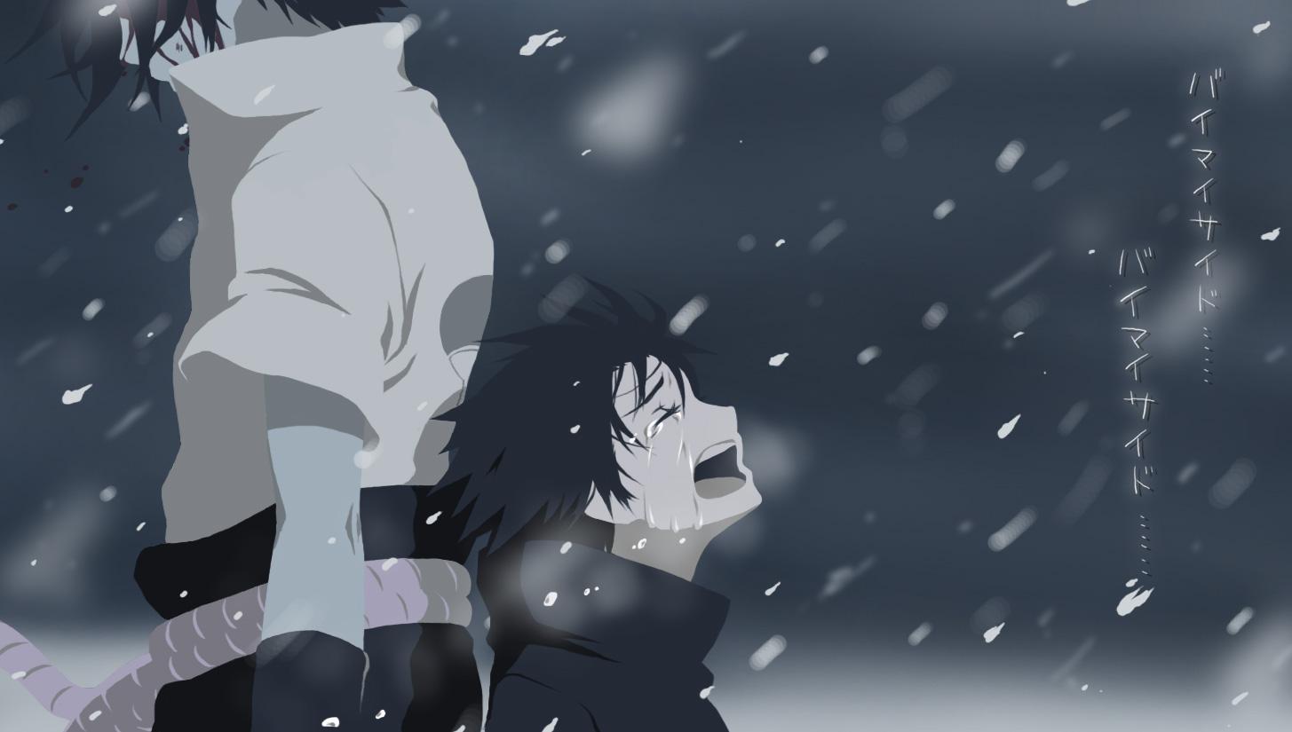 Uchiha Sasuke/#946477 - Zerochan Naruto And Sasuke Sad