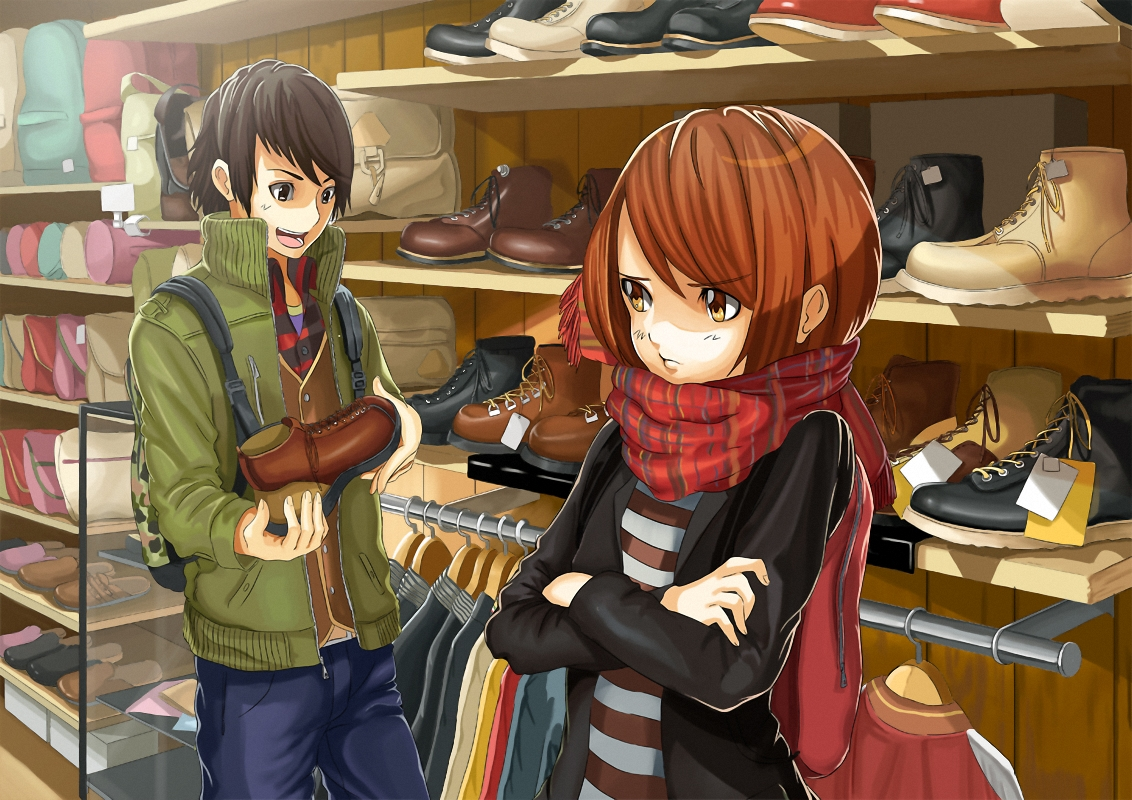 Anime clothing store online