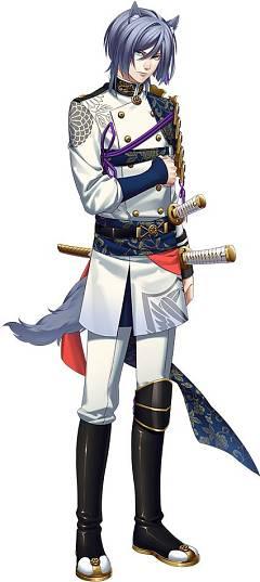 Uesugi Kagekatsu (Sengoku Night Blood)