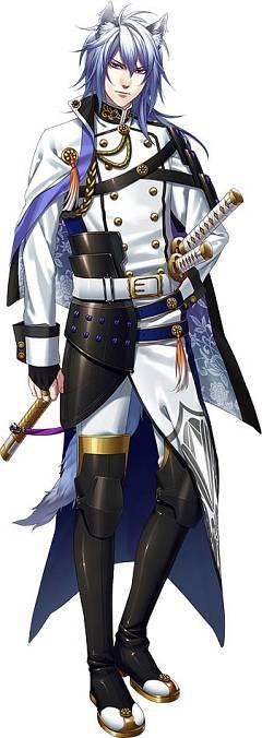 Uesugi Kenshin (Sengoku Night Blood)