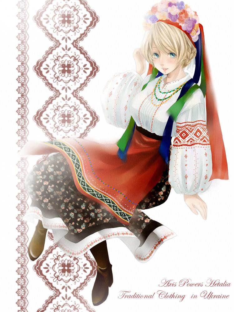 Ukraine Axis Powers Hetalia Zerochan Anime Image Board