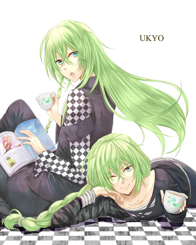 Ukyo Amnesia Photo Picture 2320x2898