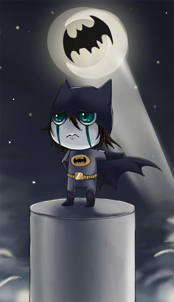 Tags: Anime, Batman, BLEACH, Ulquiorra Schiffer, Batman (Cosplay), deviantART, Mobile Wallpaper, DC Comics, Fanart, Espada, Ulquiorra Cifer