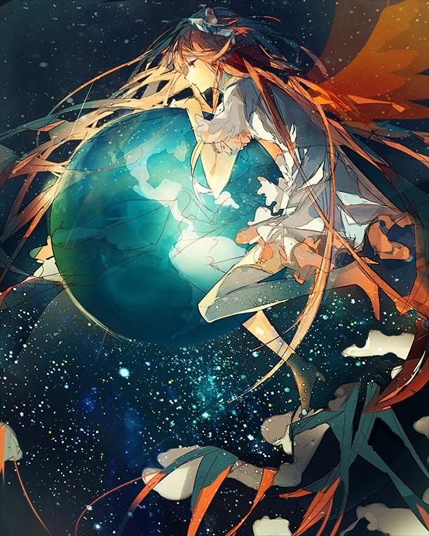 Tags: Anime, Zeko, Mahou Shoujo Madoka☆Magica, Ultimate Madoka, Kaname Madoka, Pixiv, Fanart From Pixiv, Fanart