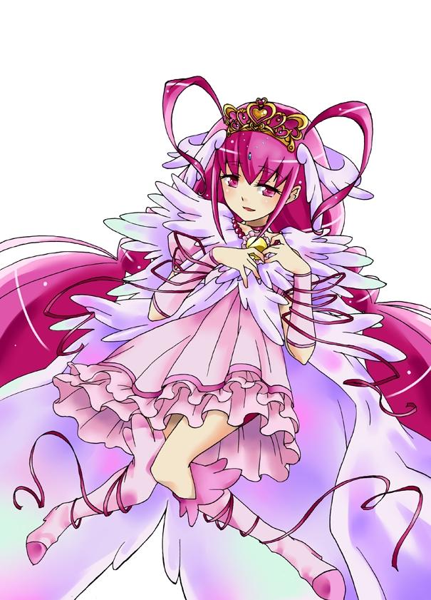 Tags: Anime, Pixiv Id 12556, Smile Precure!, Hoshizora Miyuki, Ultra Cure Happy, Fanart From Pixiv, Pixiv, Fanart