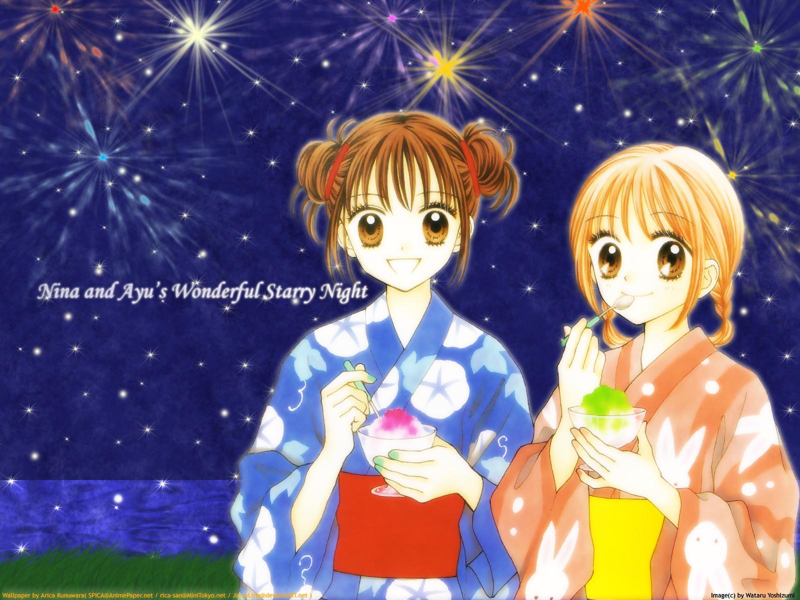 Tags: Anime, Ultra Maniac, Tateishi Ayu, Sakura Nina, 1600x1200 ...