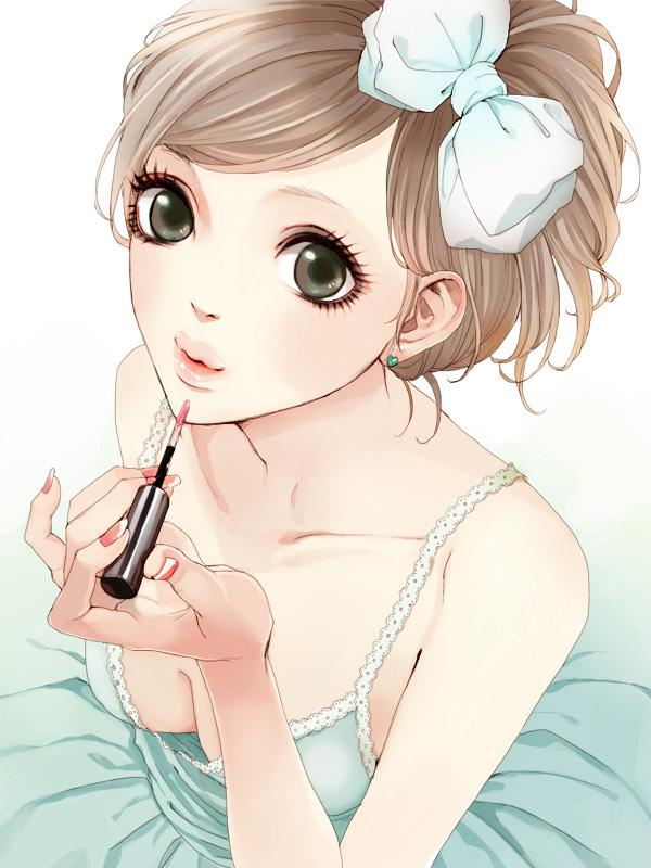 Tags: Anime, Uma-i-boh, Pixiv, Original