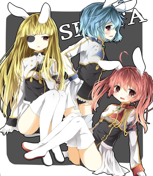 Tags: Anime, Chiruku, 07th Expansion, Umineko no Naku Koro ni, Siesta 45, Siesta 410, Siesta 00, Pixiv, Fanart, When The Seagulls Cry