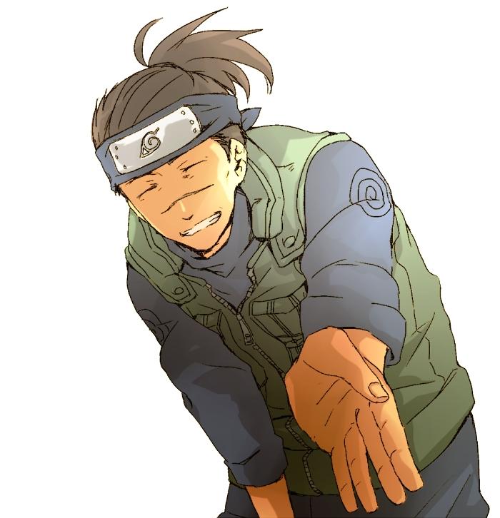 Umino Iruka - NARUTO - Image #1322313 - Zerochan Anime ...