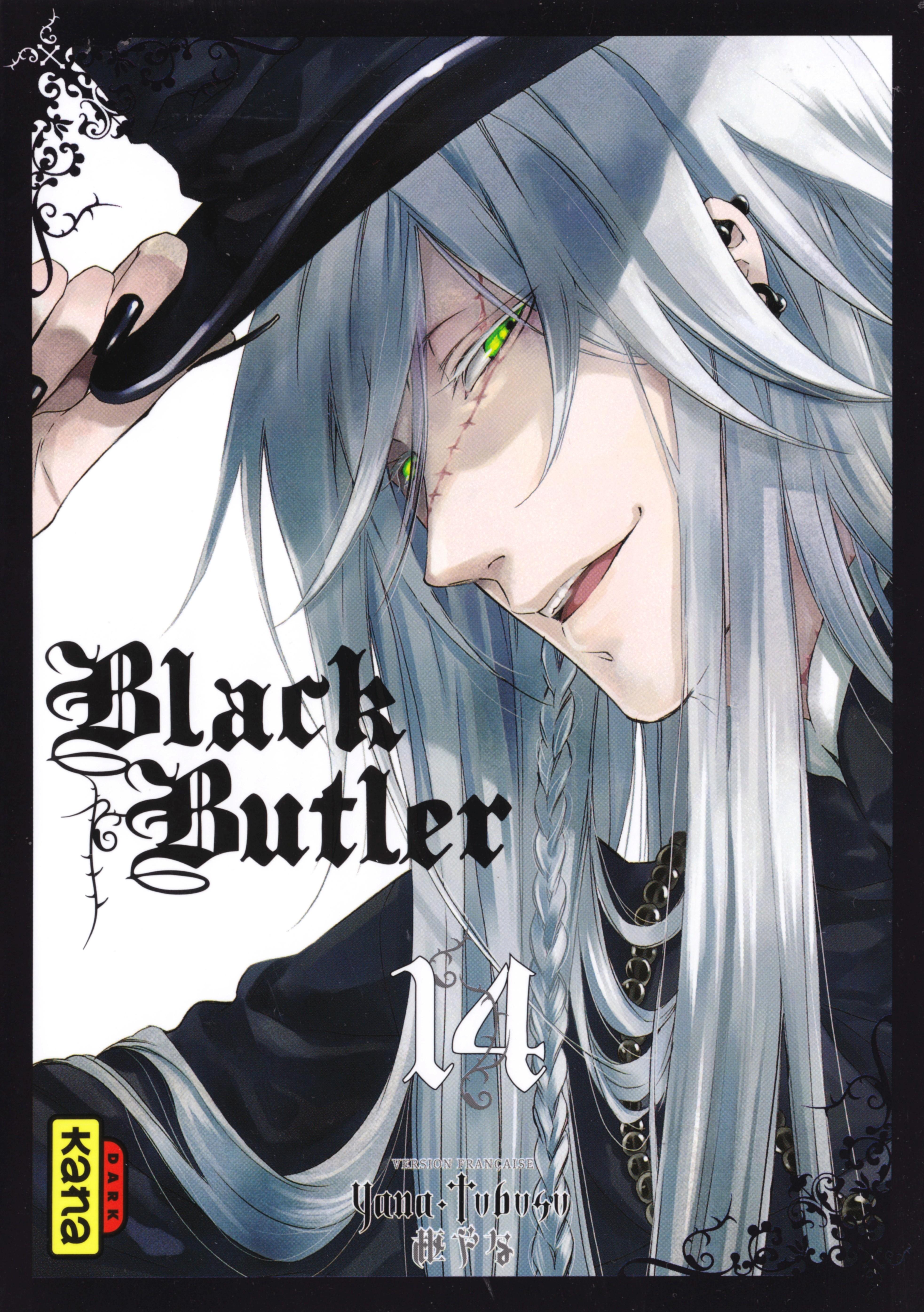 Undertaker - Kuroshitsuji - Mobile Wallpaper #1608602 ...