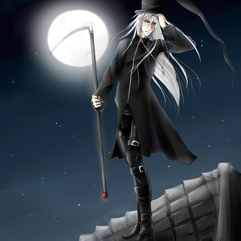 undertaker kuroshitsuji image 886697 zerochan anime