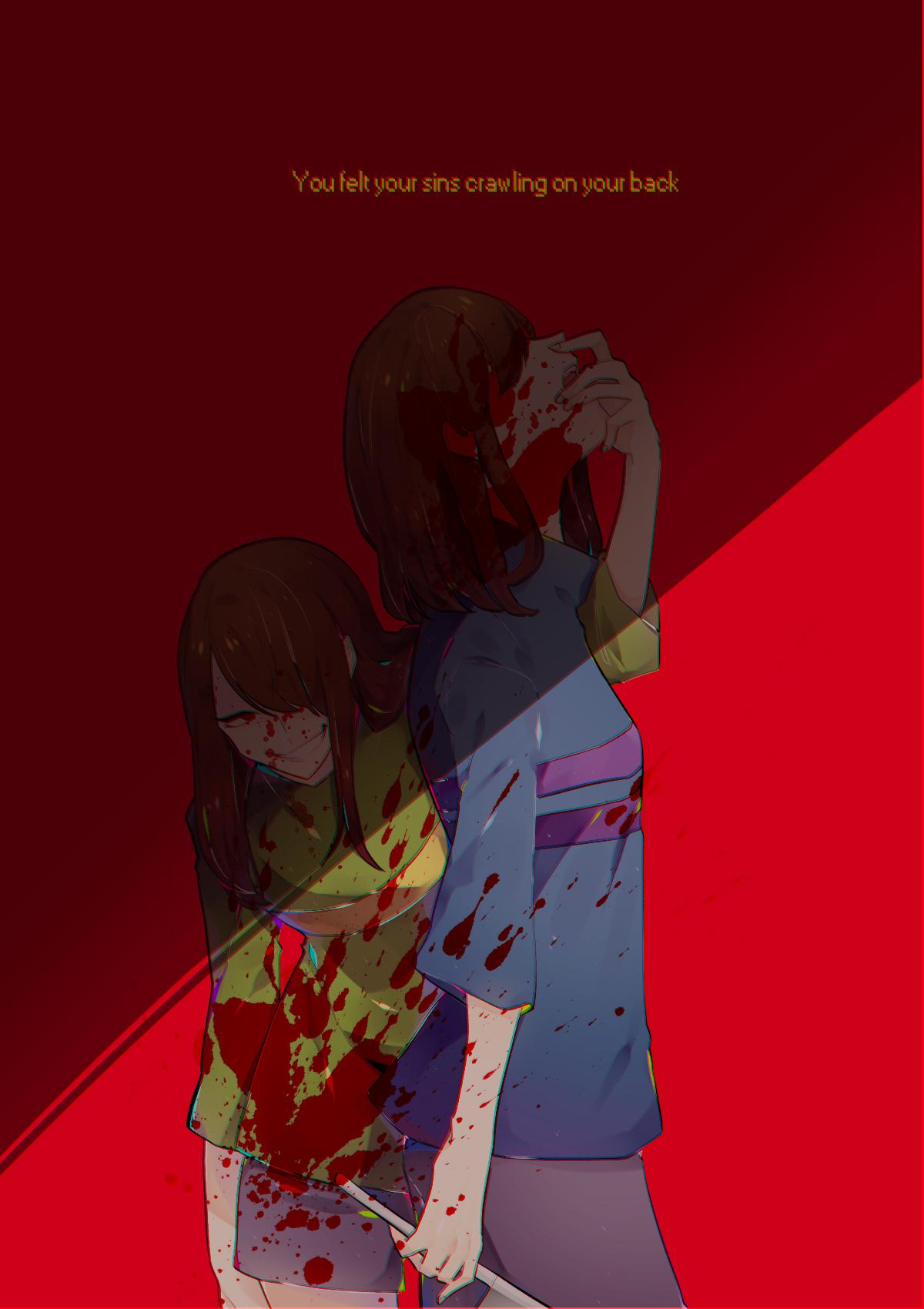 Chara (Undertale), Mobile Wallpaper - Zerochan Anime Image Board